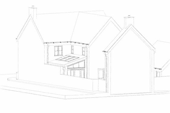 3D Sketch Image